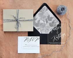 acrylic wedding invitations sample acrylic wedding invitations lucite wedding