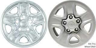 toyota tundra 18 inch wheels imp 77x 8000pc toyota tundra chrome wheel skins hubcaps