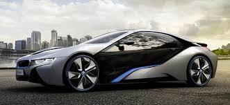 bmw hybrid sports car debut bmw i8 concept hybrid sports car