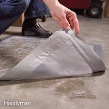 Fix Basement Floor Cracks by Attractive Wet Basement Flooring Basement Floor Repair