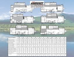 Springdale Rv Floor Plans 2009 Keystone Springdale Brochure Ohio