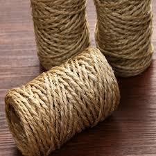 rustic ribbon 15m sisal rope linen fabric jute burlap ribbon rustic belt