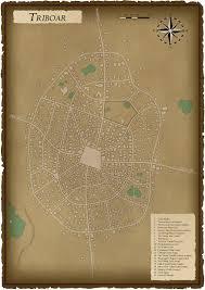 Faerun Map Triboar City Map Forgotten Realms Imgur