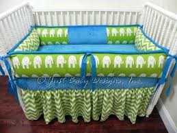 Green Elephant Crib Bedding Green Elephant Baby Bedding Ba Mint Green Elephant Crib Bedding