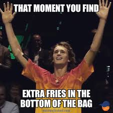 Favorite Meme - alexander zverev gives his favorite meme sascha approval outside