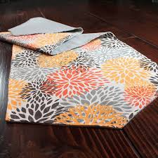 how to sew a reversible table runner ofs maker s mill