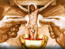on violence and sacrifice the cross of jesus and the eucharist
