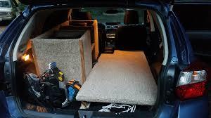 subaru minivan subaru impreza bed album on imgur