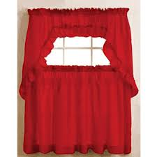 Stylish Kitchen Curtains by Surprising Ideas Red And Black Kitchen Curtains Incredible Kitchen