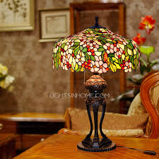 small tiffany table ls vintage flower pattern stained glass tiffany light fixtures