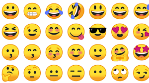 new android emojis new emoji are the most important new feature in android o