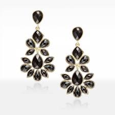 black chandelier earrings okajewelry delightful black and silver chandelier earrings 9