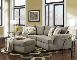 affordable furniture essence platinum cuddler sectional sofa 5750