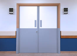 x ray protective door sets radiation protection doors