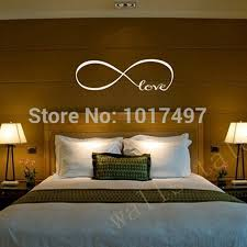 popular infiniti wallpapers buy cheap infiniti wallpapers lots free shipping wall stickers bedroom decor personalized infinity symbol bedroom wallpaper decals love quotes painting