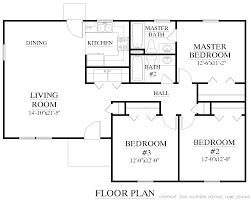 100 southern home floor plans best open floor plan home