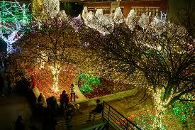 fayetteville square christmas lights lights of the ozarks viewfinder
