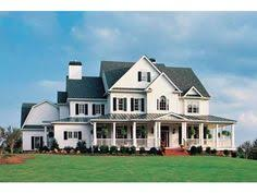 big farmhouse plan 6908am fabulous wrap around porch bricks and porch