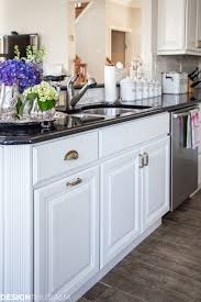 kitchen sink cabinet back panel kitchen organization simple ways to declutter your