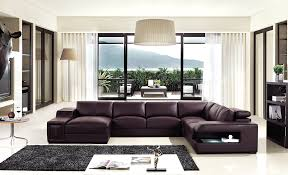 Brown Themed Living Room by Decorating Living Room Tips With Brown Leather Sofa La Furniture