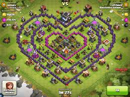 i love clash of clans pc game