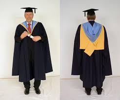 master s gown and graduation academic dress
