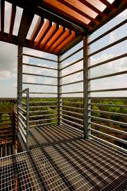 gallery of observation tower arhis 2