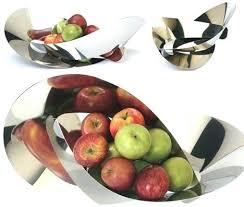 modern fruit holder contemporary fruit bowls contemporary fruit bowl modern holder