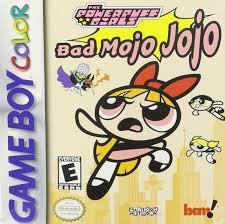 amazon com the powerpuff girls bad mojo jojo nintendo game boy