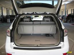 white lexus rx 450h 2010 lexus rx 450h hybrid trunk photo 37886380 gtcarlot com