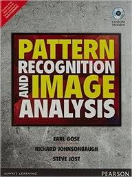 pattern recognition and image analysis by earl gose buy pattern recognition image analysis w cd book earl gose