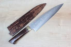 takeshi saji custom knife collections from japanesechefsknife com