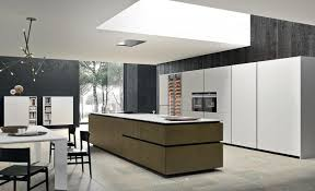 contemporary kitchens collections comprex