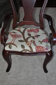 What Is A Dining Room E3 Creations Diy How To Reupholster A Dining Room Chair Part 3