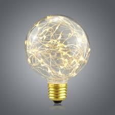 incandescent strip light bulbs led string light deco globe bulb e27 ac85 265v g95 led strip l