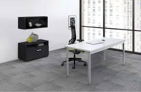 Contemporary L Shaped Desks Paco Modern L Shaped Desk