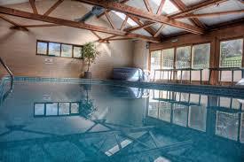 amazing private indoor pool cottage design ideas contemporary