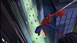 animated spider man simply spectacular