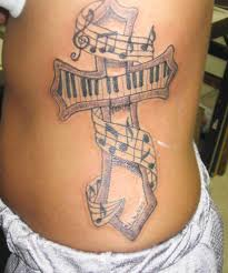 15 creative musical notes tattoo designs amazing tattoo ideas