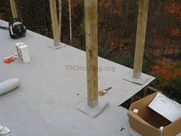 waterproofing your roof deck with a tpo membrane pros cons and costs