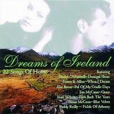 ireland photo album various artists dreams of ireland 22 songs of home cd album ebay