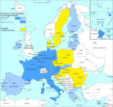 Map Of The Europe by Nova Europa U0027s Three Stage Plan