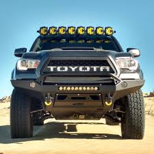 2017 tacoma light bar kc hilites gravity led pro6 8 light led light bar for toyota tacoma
