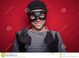 halloween money background happy thief wants your money royalty free stock photos image