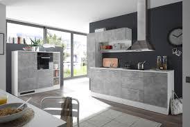 Kueche Mit Elektrogeraeten Guenstig Küche Küchenblock Küchenzeile Komplettküche 260cm Singleküche