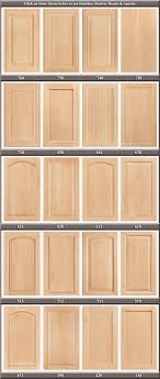 Popular Cabinet Door Styles  Finishes Maryland Kitchen Cabinets - Custom kitchen cabinets maryland
