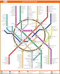Shenzhen Metro Map In English by Moscow Subway Map Travel Map Vacations Travelsfinders Com