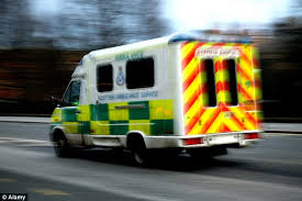 Ambulance Meme - paramedic left heart attack victim to die in the back of an