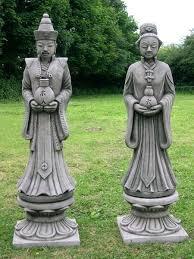garden ornaments statue for garden design japanese
