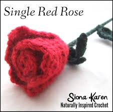 Filet Crochet Patterns For Home Decor 10 Crochet Patterns For Roses